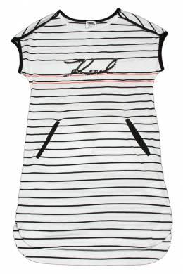 Платье Karl Lagerfeld Kids Z12079/Z40 SS18