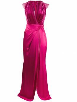 Talbot Runhof вечернее платье Sofia SOFIAN2DT29