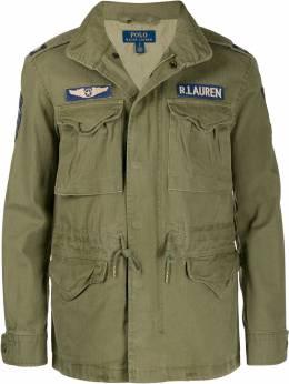 Polo Ralph Lauren куртка с нашивками 710722923