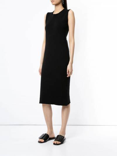 Boyarovskaya облегающее платье миди DRSS19WET - 3