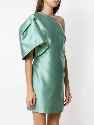 Tufi Duek asymmetric dress 444803629 - 3