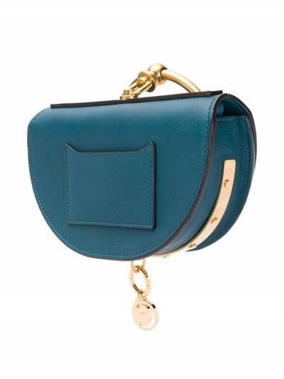 Chloé - сумка Nile Minaudière 93US360H5H9563356000 - 3