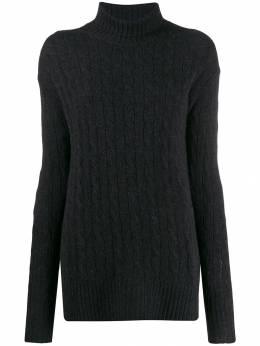 Polo Ralph Lauren джемпер фактурной вязки 211763841
