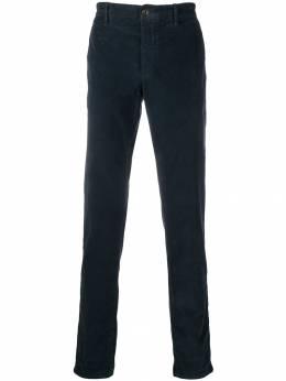 Incotex однотонные брюки 10S12640163
