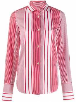 Romeo Gigli Pre-Owned полосатая рубашка кроя слим 1990-х годов RGIG150