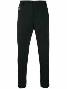 Dolce&Gabbana строгие брюки кроя слим GY6FEZFUBEC