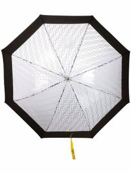 Fendi зонт с логотипом FF FXH000A9K1