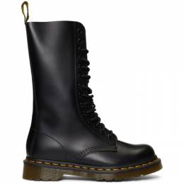 Dr. Martens Black 14-Eye 1914 Boots R11855001