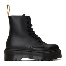 Dr. Martens Black Vegan Jadon II Mono Boots R25310001