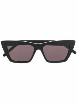 Saint Laurent Eyewear солнцезащитные очки 'New Wave SL 1' 560035Y9901