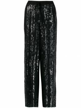 P.a.r.o.s.h. декорированные брюки широкого кроя GOODYD230565