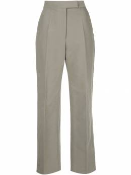 Partow брюки с завышенной талией P001