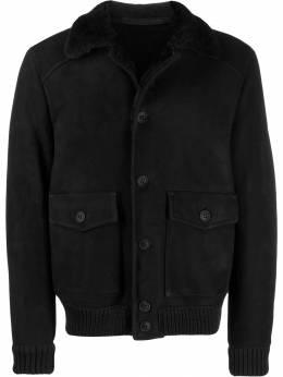 Salvatore Santoro куртка с подкладкой из овчины FW1937528UTRES