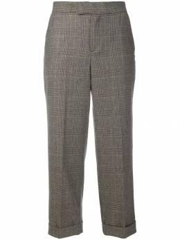Twin-Set брюки в клетку Prince of Wales 192TT2449