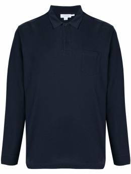 Sunspel рубашка-поло 'Riviera' MPOL1031BUAA