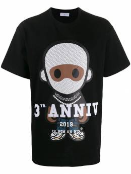 Ih Nom Uh Nit футболка с круглым вырезом и принтом NUW19252