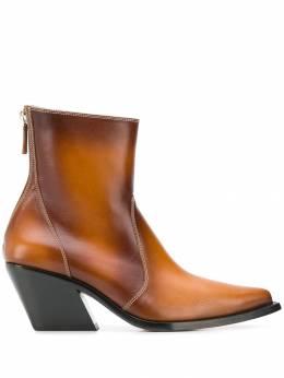 Givenchy ковбойские ботинки BE600XE0EH