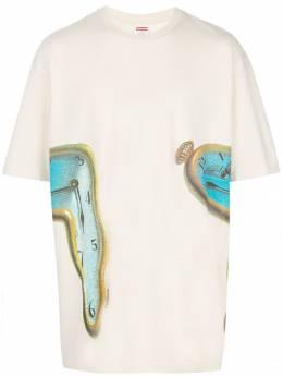 Supreme футболка с принтом SU7074