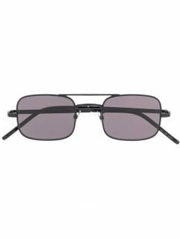 Saint Laurent Eyewear солнцезащитные очки SL 331 в квадратной оправе 588027Y9902