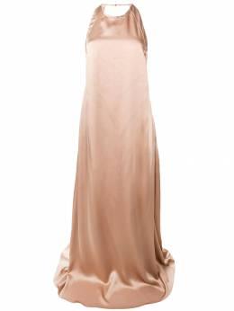 Rochas длинное вечернее платье ROPO510366RO350300A