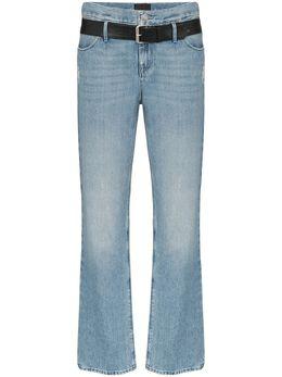 Rta джинсы Dexter прямого кроя с поясом WU9205224CSBL