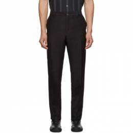 Ps by Paul Smith Navy Mid-Fit Trousers M2R-912P-A20696