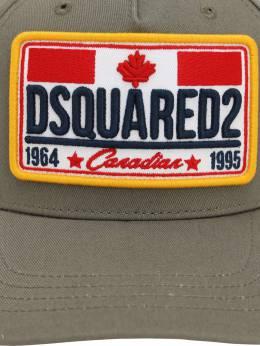Бейсбольная Кепка С Аппликацией Логотипа Dsquared2 70I91V063-RFE1NTc1