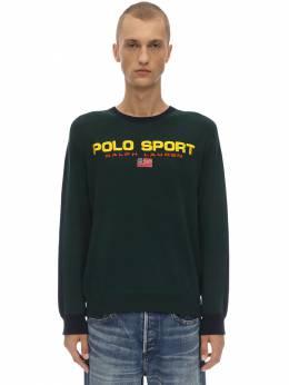 Хлопковый Свитшот Polo Ralph Lauren 70I7Q4016-MDAx0