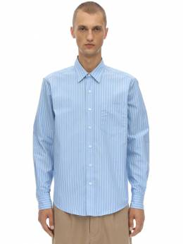 Рубашка Из Хлопка Поплин Ami Alexandre Mattiussi 70I3J5013-NDU10