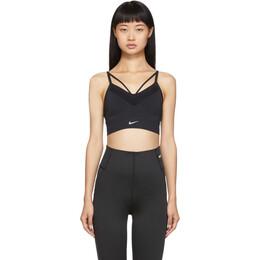 Nike Black Seamless Bra 192011F07301401GB