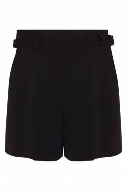 Черные шорты со стрелками Red Valentino 986146949