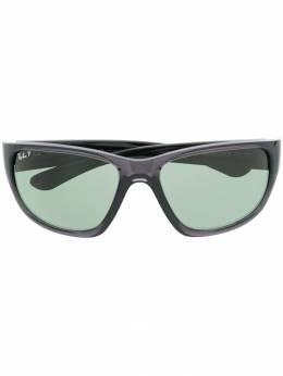 Ray Ban солнцезащитные очки в квадратной оправе RB4300