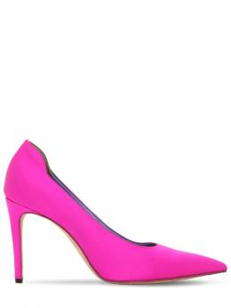 90mm Vb Satin Pumps Victoria Beckham 70IX8U002-RlVDSFNJQQ2