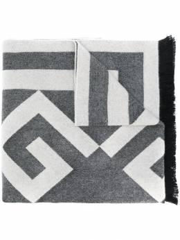 Givenchy шарф с логотипом BG003KG00V