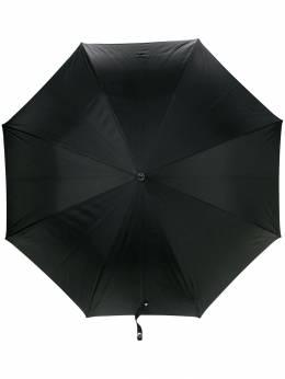 Alexander McQueen зонт с ручкой в виде черепа 5577194A38Q