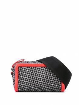 Pierre Hardy каркасная сумка Cube Box SV05