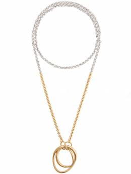 Charlotte Chesnais ring pendant necklace 16CO009VEAR