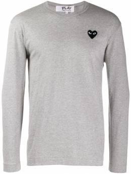 Comme Des Garcons Play свитер с логотипом P1T122