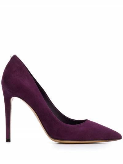 Salvatore Ferragamo туфли-лодочки на шпильке 714031 - 1