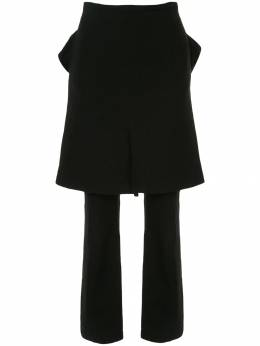 Junya Watanabe Comme Des Garcons Pre-Owned брюки-юбка JWFP021