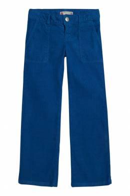 Вельветовые брюки с карманами Bonpoint 1210147705