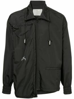 A-Cold-Wall* асимметричная куртка-бомбер CWB104