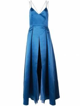 Alice + Olivia платье Marilla на бретелях CG906019514P