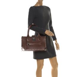 Louis Vuitton Brown Suhali Leather Le Fabuleux Bag 217296