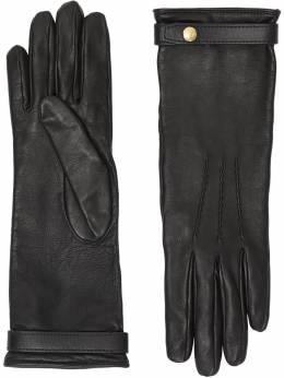Burberry перчатки из овечьей кожи 8021800