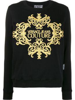 Versace Jeans Couture толстовка с принтом Baroque B6HUA79636604