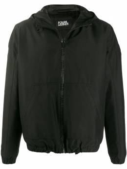 Karl Lagerfeld куртка с капюшоном 5050100592510