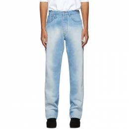 Random Identities Blue Slash Jeans DN-34