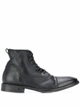 John Varvatos ботинки с эффектом потертости F1976V2Y831