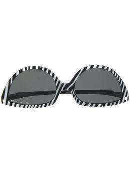 Mykita солнцезащитные очки Mykita x Martine Rose SOS SOSZEBRA